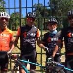 El equipo CBZ-7C de Costa Rica ya se encuentra en Barbosa