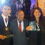 Premios a lo mejor del deporte en Gachancipá