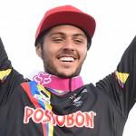 El Downhill le dio a Colombia la tercera medalla de oro en MTB