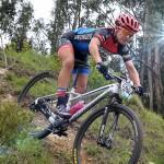 Xiomara Guerrero al Vittoria Lepontia Racing Team de Italia